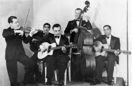 Quintette of the Hot Club of France 1